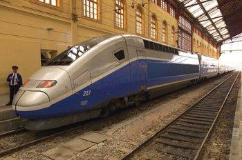 Trenes TGV